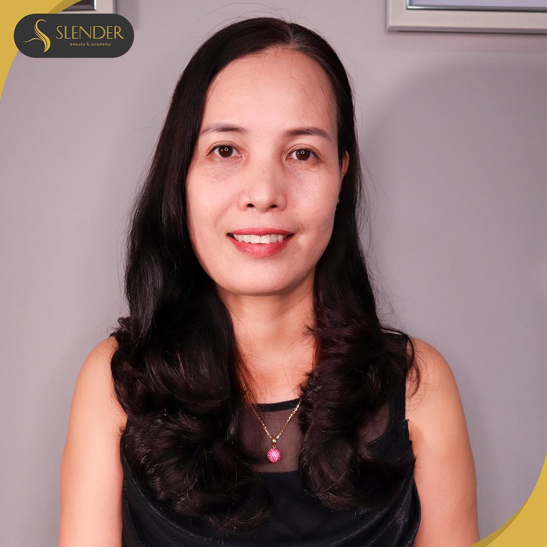 Chị Kim Hương